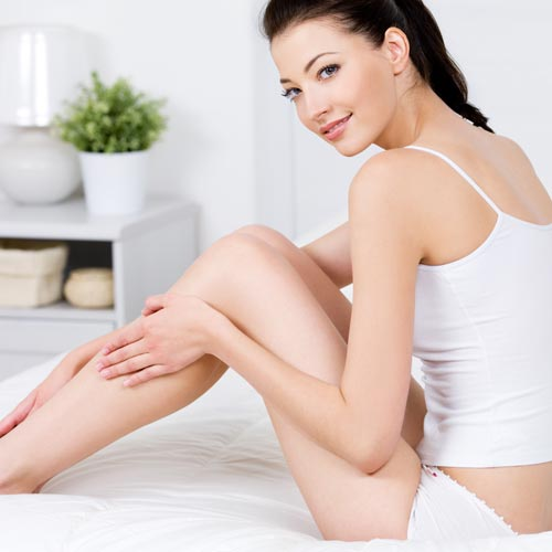 Cosmetic hair removal for facial hair
