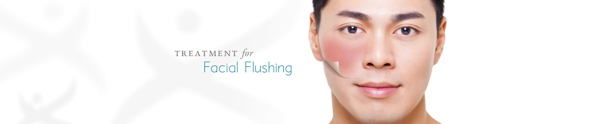 Remedies for facial flushing