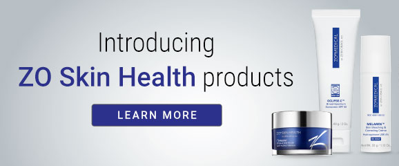Introducing ZO Skin Health products. Learn more.